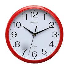 red wall clock ireland 12 000 wall clocks
