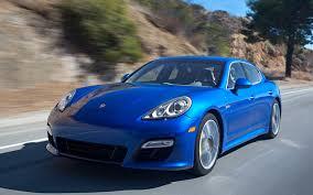 2012 porsche panamera turbo s first test motor trend