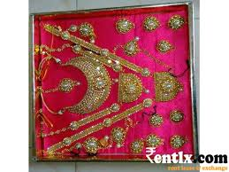 bridal sets for rent bridal jewelry set on rent channai rentlx india s most