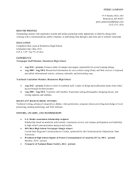 video producer cover letter template resume qualifications sample