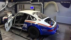 rothmans porsche 911 porsche 911 sc rs rothmans dyno run at beek auto racing