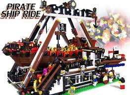 lego ideas pirate ship ride