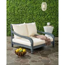 Patio Lounge Furniture by Safavieh Outdoor Lounge Chairs Patio Chairs The Home Depot