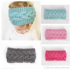 crocheted headbands solid crocheted headbands baby ear wamers knitted headbands