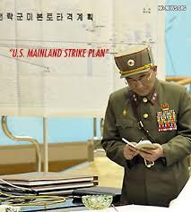 black friday target map north korean photo reveals u0027u s mainland strike plan u0027 nk news