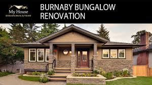 my house radio burnaby bungalow renovation client interview