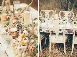 Vintage Wedding Centerpieces Vintage Wedding Centerpieces With Deer Antlerswedwebtalks