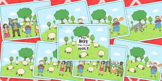 village town references the boy who cried wolf the boy who cried wolf story primary resources page 1