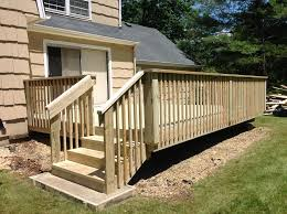 wood decking just decks succasunna nj