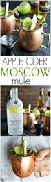 apple cider moscow mule easy healthy recipes using real ingredients