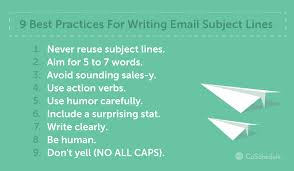 Catchy Subject Lines For Resume Emails Email Subject Lines How To Write Them Better To Get More Opens