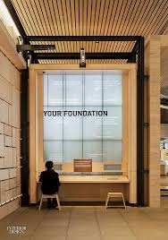 gateway to the gates foundation visitor center by olson kundig