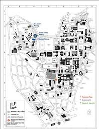 map of ucla ucla cus map infographic map ucla cus map