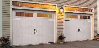 Overhead Door Lexington Ky by This Steel Garage Door Features A Sonoma Panel Design White Paint