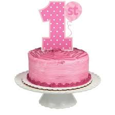1st birthday girl 1st birthday girl cake topper non stop party shop