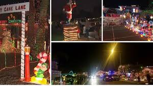 christmas light displays in phoenix spectacular phoenix area neighborhood holiday light displays