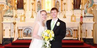 photographers wichita ks catholic wedding photographer wichita kansas marshall photography ks