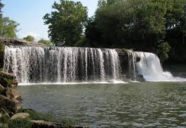 Indiana waterfalls images Cataract falls jpg