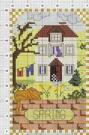 209 best casa dolce casa images on pinterest cross stitch