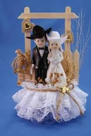 cowboy wedding cake toppers western wedding cake toppers and western wedding cake ideas