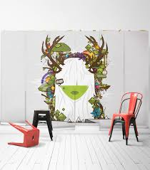 funky environmental inspired wall decor milton u0026 king