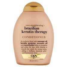 Shoo Ogx organix keratin therapy conditioner 13 oz