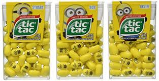 minion tic tacs where to buy limited edition minions tic tac value 3 pack stuart