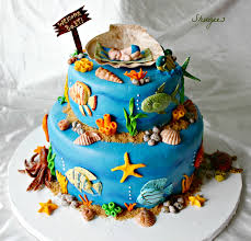 the sea baby shower ideas the sea baby shower cake baby cake imagesbaby cake images