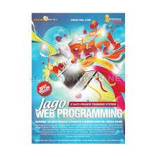 membuat web interaktif jual tutorial web programming dengan php dari garuda media