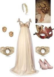 a fashion look from october 2014 featuring quinceanera gowns