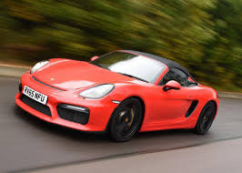 red porsche boxster 2015 porsche boxster spyder car review this latest model is better