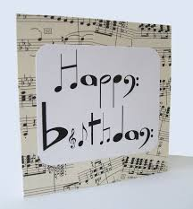 birthday musical cards best 25 musical birthday cards ideas on