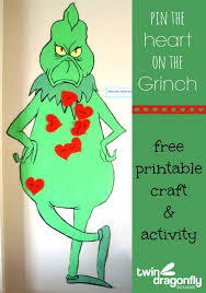 25 grinch crafts and treats