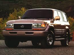 1996 lexus lx 450 consumer reviews cars com