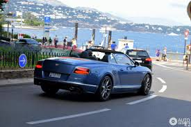 blue bentley 2016 bentley continental gtc v8 s 2016 5 february 2017 autogespot