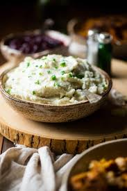 cauliflower mashed potatoes with 5 ingredients food faith fitness