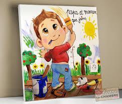tableaux chambre enfant tableau deco chambre de petit garçon vente tableaux pour chambre d