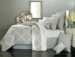 Luxury White Bedding Sets Black And White Comforter King Fashion New Beautiful 100