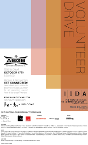 Business Interiors Group Iida Volunteer Drive Tickets In Austin Tx United States