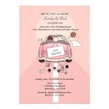 after wedding brunch invitation post wedding brunch invitations simplo co
