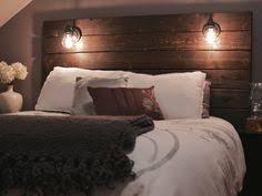 Rustic Wood Headboard Build A Rustic Wooden Headboard Bedrooms Room And Living Rooms