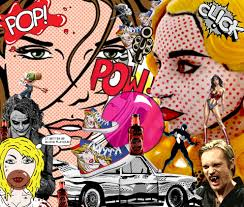 pop bubblegum my collage design