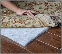 What Size Rug Pad For 8x10 Rug Non Slip Rug Pad White Eco Cushion Rug Pads For Hardwood Floors