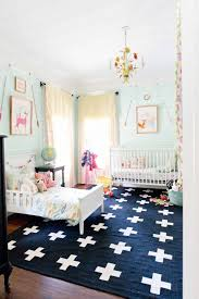 divine unisex twin baby nursery room decor showcasing divine