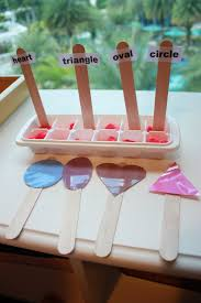 shapes on ice cream sticks playhood