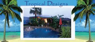 tropical designs swimming pools pool landscaping repair