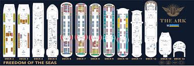 Freedom Of The Seas Floor Plan My Place In The Ark