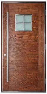 modern exterior doors modern wood doors