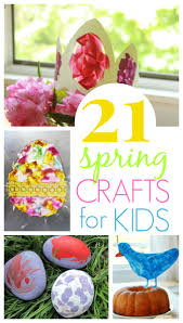 21 spring crafts kids will love to make bird nest craft egg
