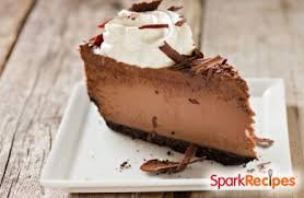 low carb chocolate cheesecake recipe sparkrecipes